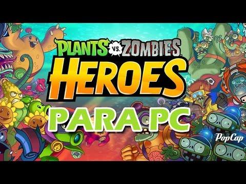 pvz heroes pc